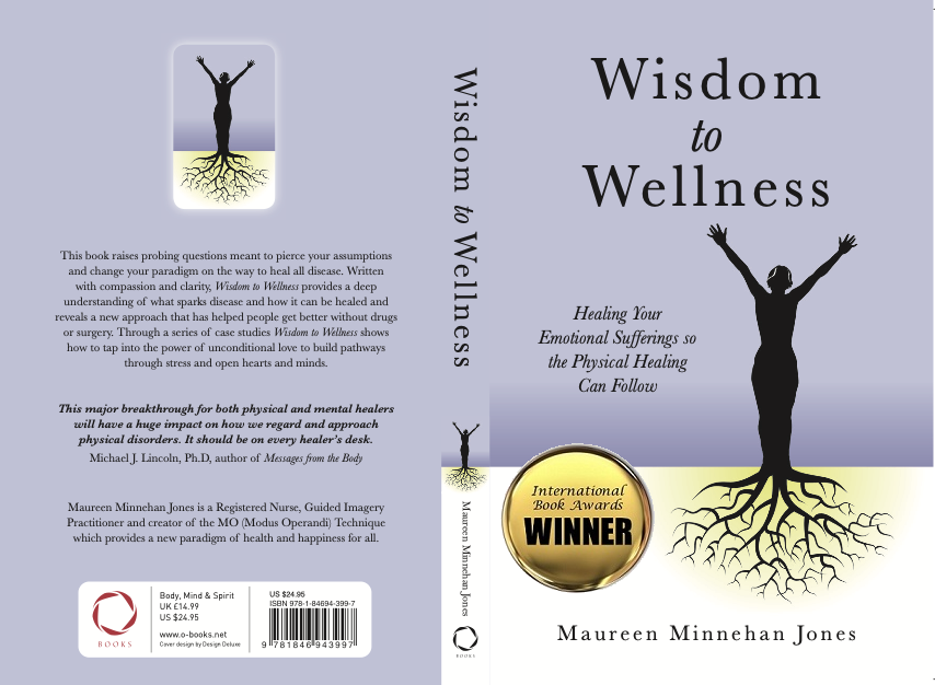 Wisdom to Wellness Book